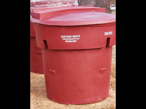 Eastside 300 gallon residential and commercial garbage tub