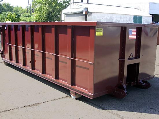 Eastside 30 yard roll off dumpster box