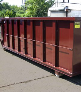 Eastside 30 yard roll off dumpster box